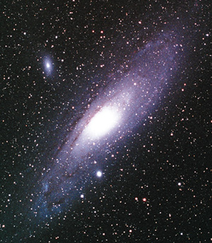 Messier 31 in Andromeda
