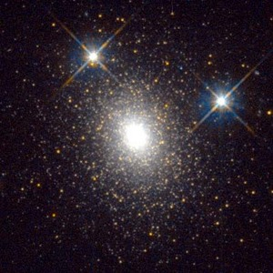 Globular Cluster Mayall II in the Neighboring Andromeda Galaxy (M31)