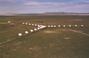 The VLA telescope