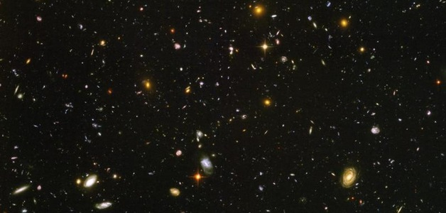 Hubble Ultra Deep Field Image Reveals Galaxies Galore