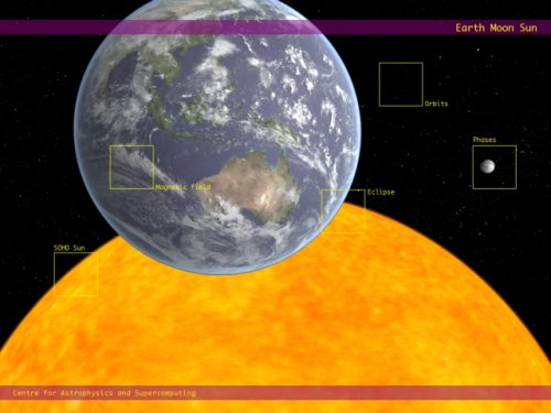 moon earth orbit animation 3d image search results